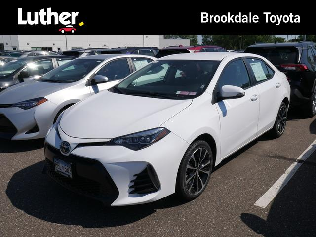Used Toyota Corolla Brooklyn Center Mn