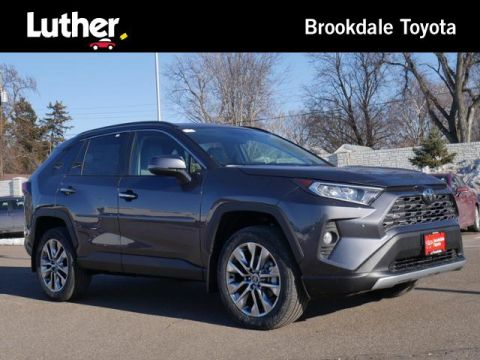 2020 Toyota RAV4 Limited AWD