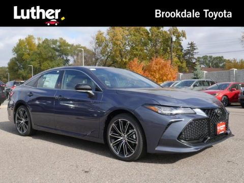 New 2020 Toyota Avalon Touring FWD 4dr Car