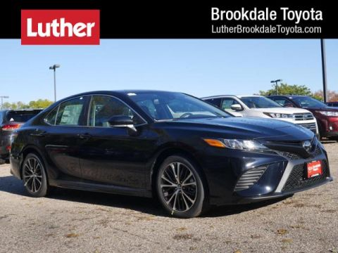 New 2020 Toyota Camry SE Auto FWD 4dr Car